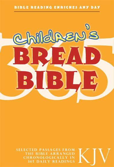Children's 2014 Bread Bible