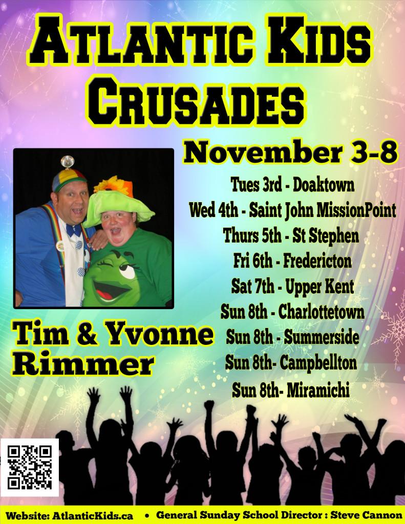 atlantic kids crusade 2015