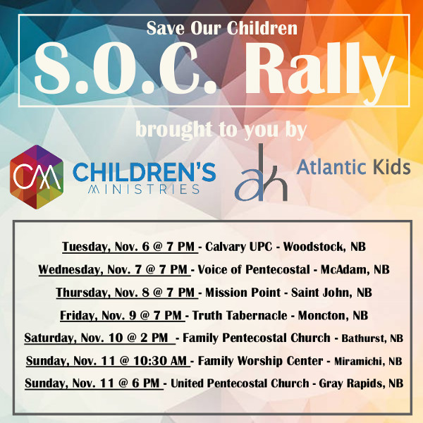 Save Our Children Rallies