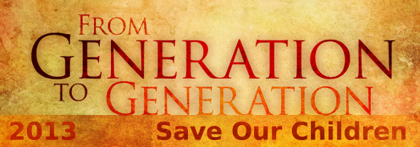 From Generation to Generation header