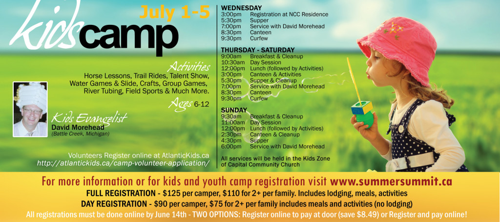 Kids Camp 2015